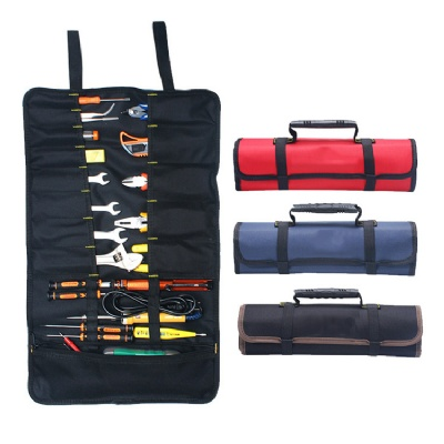 Oxford Roll-up Tool Bag Chef Knife Bag