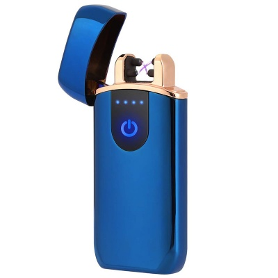 Rechargeable Double Plasma Arc Lighter