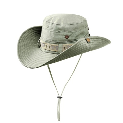 Wide Brim Fishing Sun Boonie Hat