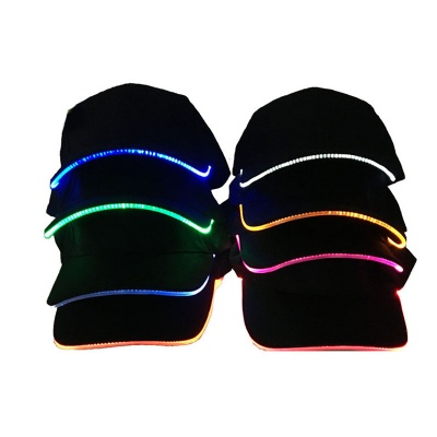 LED Flashlight Baseball Cap Hat