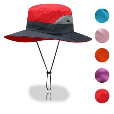 Wide Brim Sun Boonie Cap Fishing Hat