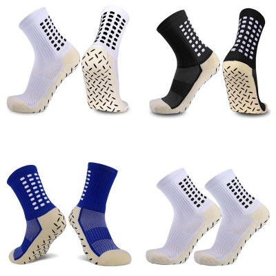 Sports Non Slip Anti-skid Socks w/ Grips