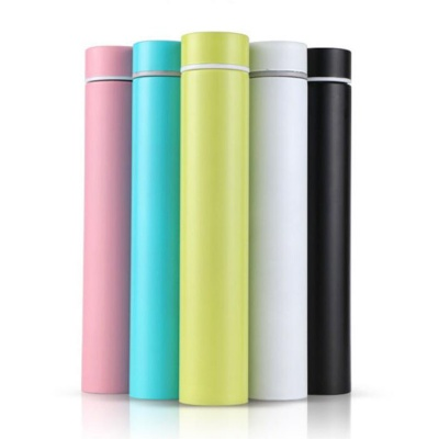Anti-Wolf Stick Thermos Cup Thermal Mug Double-Layer