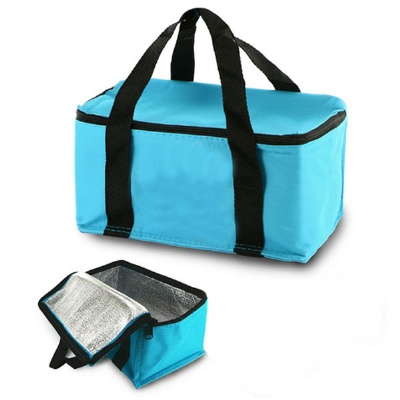 Insulated Tote Cooler Bag Lunch Box
