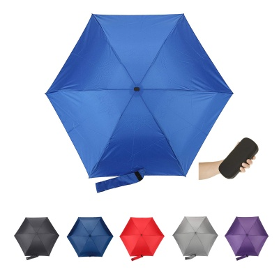 Travel Umbrella w/ Waterproof Case