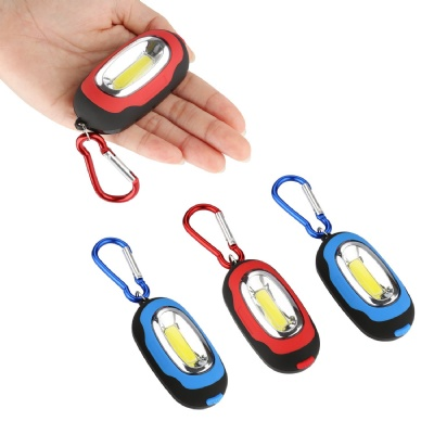Mini Flashlight Super Brightness w/ Carabiner