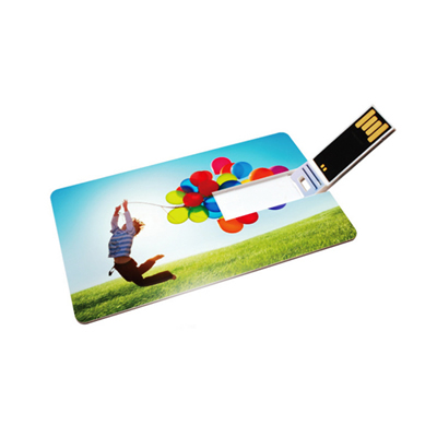 8GB USB Flash Drives Credit Card