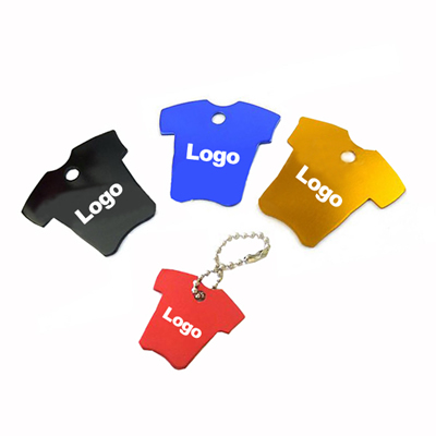 T-shirts Shape Pet ID Tags