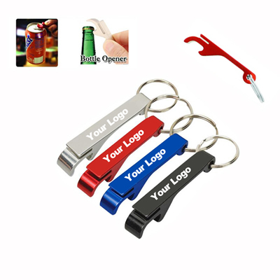 Aluminum Claw Shape Beer Bottle Opener Key Chain