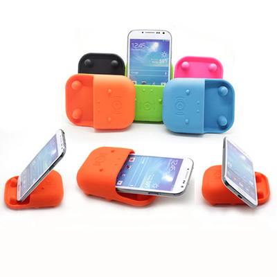 Mobile Phone Silicone Stand / Hippo Microphone
