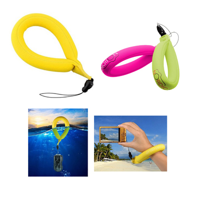 Camera Float Strap Wristbands