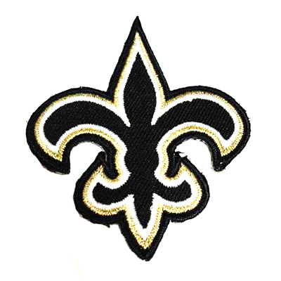 Sew-on or Iron-on Louisiana Embroidery Patch