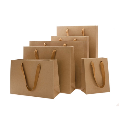 Paper Bag Shopping Tote
