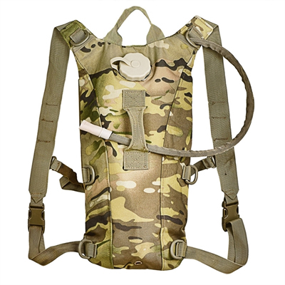 3L Camouflage Hydration Pack Backpacks