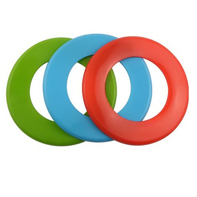 Plastic Ring Flying Discs