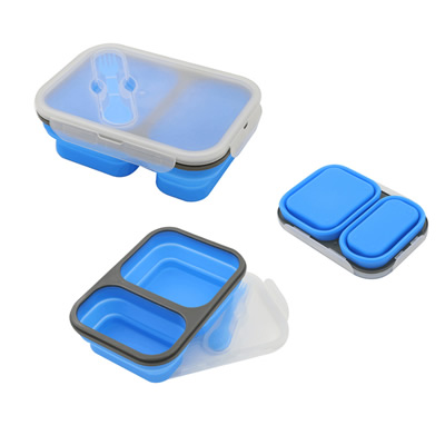 Collapsible Food Container Lunch Box