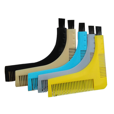 Beard Styling Shaping Template Comb Tool