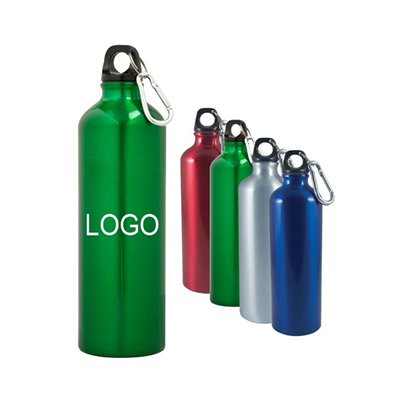 25 oz. Sports Water Bottle With Carabiner
