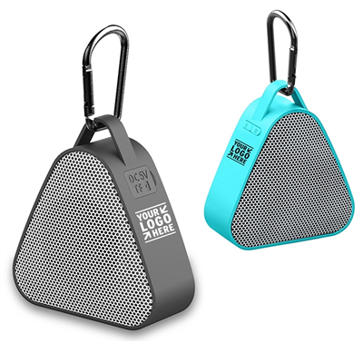 Portable Bluetooth Speaker With Keychain