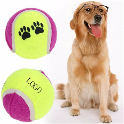Pet Toy Tennis Ball