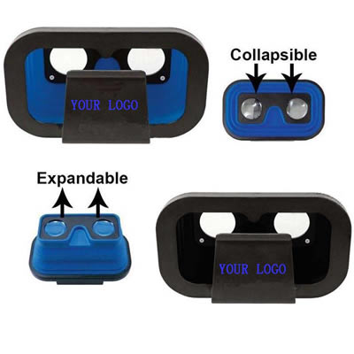 3D Expandable Silicone VR Viewer