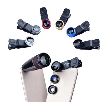 4 in 1 Cell Phone Camera Lens Kit