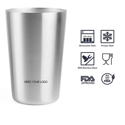 12oz Stainless Stell Cups