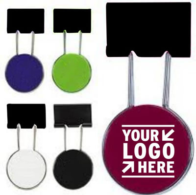 Round Shape Office Binder Clip
