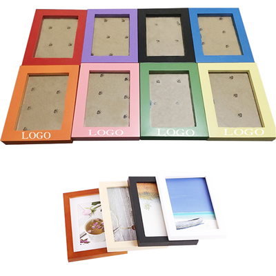 3In * 5In Solid Wooden Photo Frame