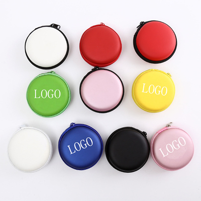 Earbuds Case Holder For Headphone Coin Pouch
