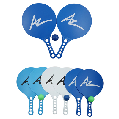 Kids Outdoor Beach Paddle Ball Set